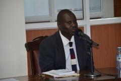 Commissioner Wilson Ogaro