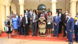 National Physical Planning Board Sworn In