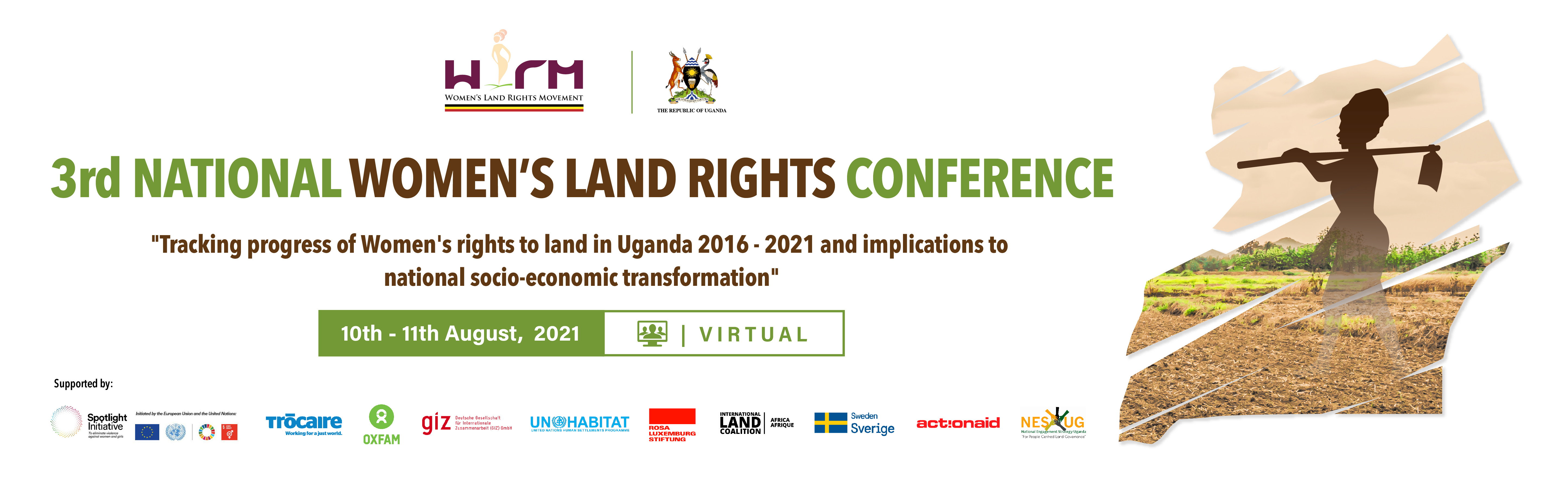 3rd National Women's Land Rights Conference